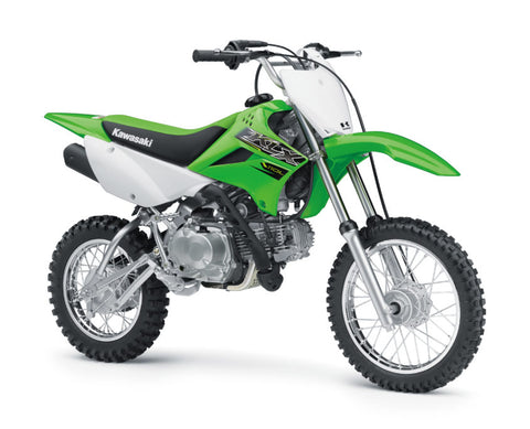 2019 Kawasaki KLX110L 4-speed manual - norjo
