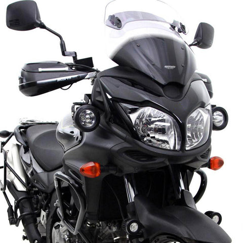 DENALI AUX LIGHT MOUNT BRKT SUZ V-STROM DL650 '12-