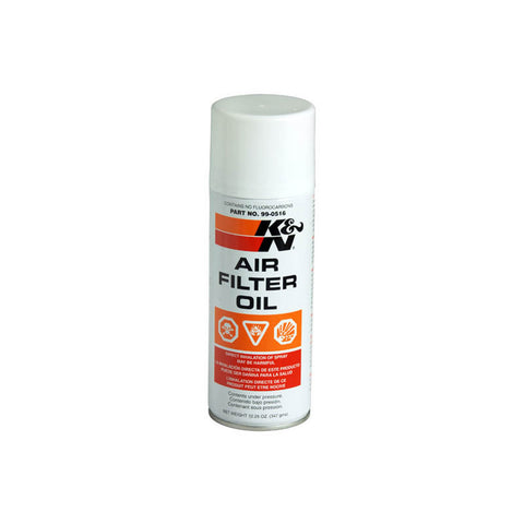 K&N FILTER OIL AEROSOL SPRAY 12.25oz