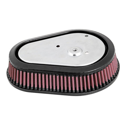 K&N REPLACEMENT AIR FILTER Screamin' Eagle Dyna 08-12