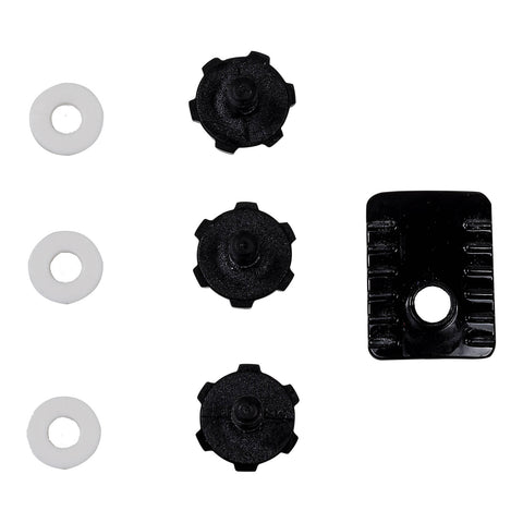 LS2 MX470 SUBVERTER PEAK SCREW SET BLK