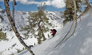 Ruby Mountain Backcountry Skiing