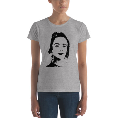 BLACK&WHITE Women's short sleeve t-shirt