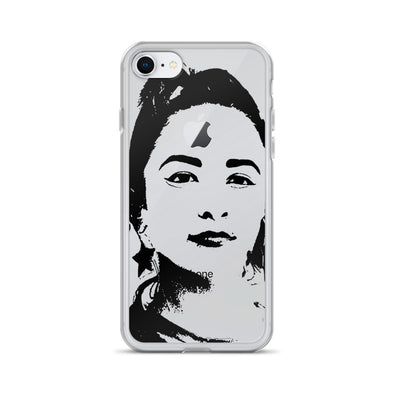 BLACK&WHITE iPhone Case