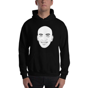 LINE ART Hooded Sweatshirt