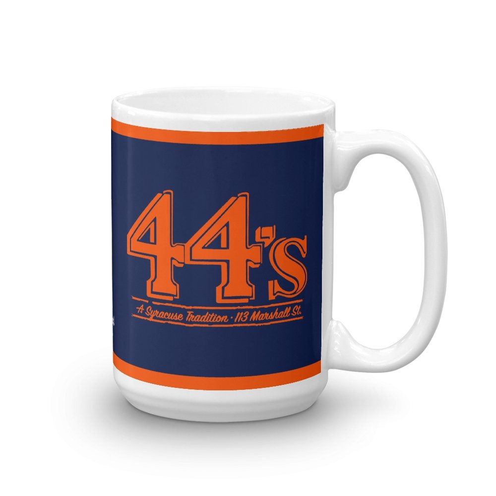44s 15 oz. Mug - Long Lost Tees