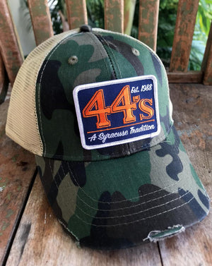 44s Patch Hat - Long Lost Tees