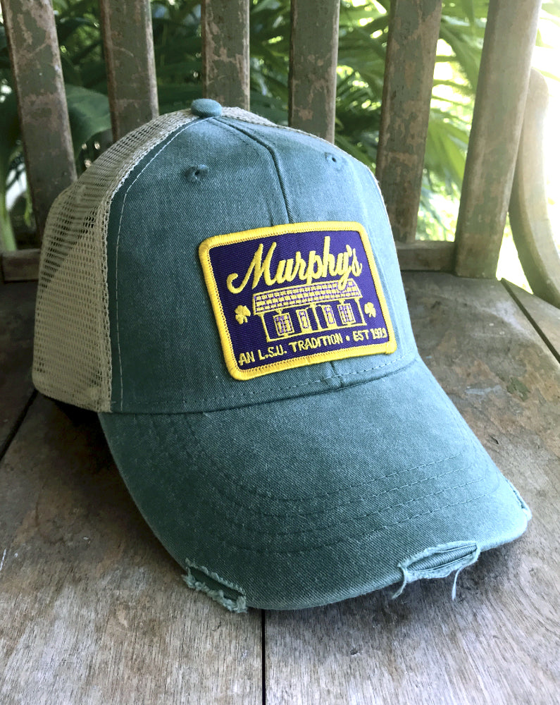 Murphy's Patch Hat - Long Lost Vintage Tees & Retro Hats