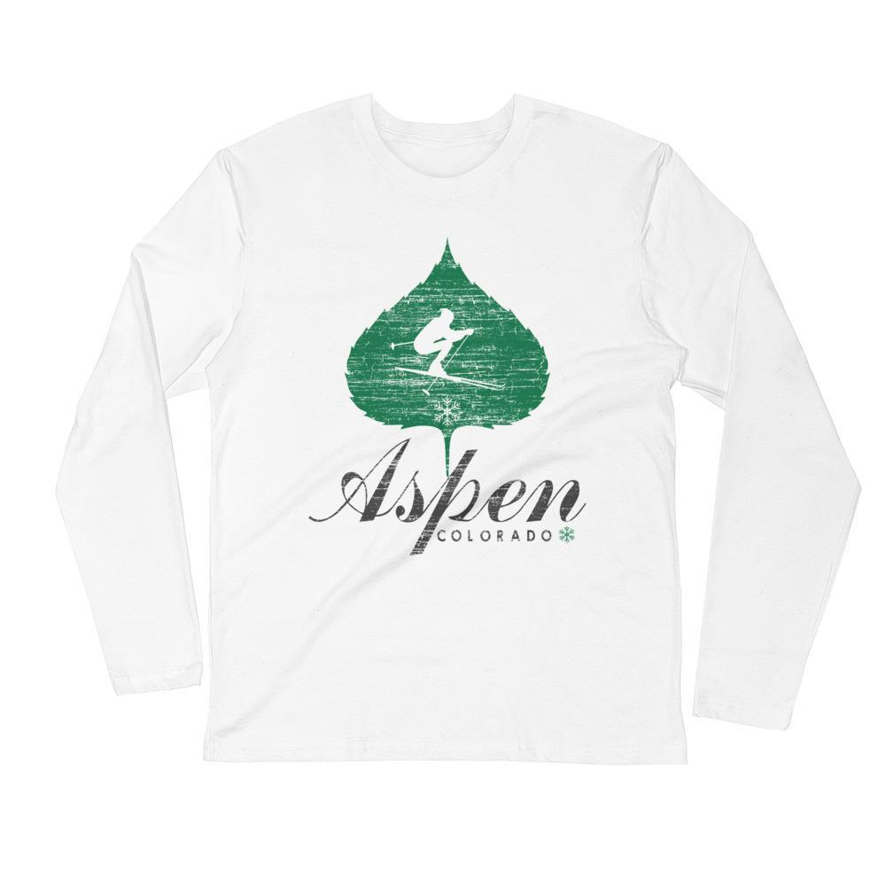Aspen Leaf Tee - Long Lost Tees