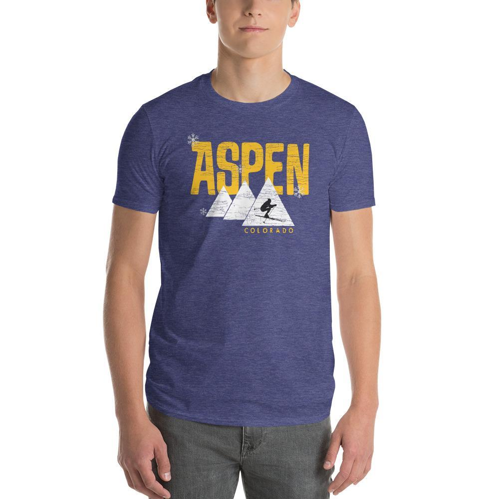 Aspen Souvenir Tee - Long Lost Tees