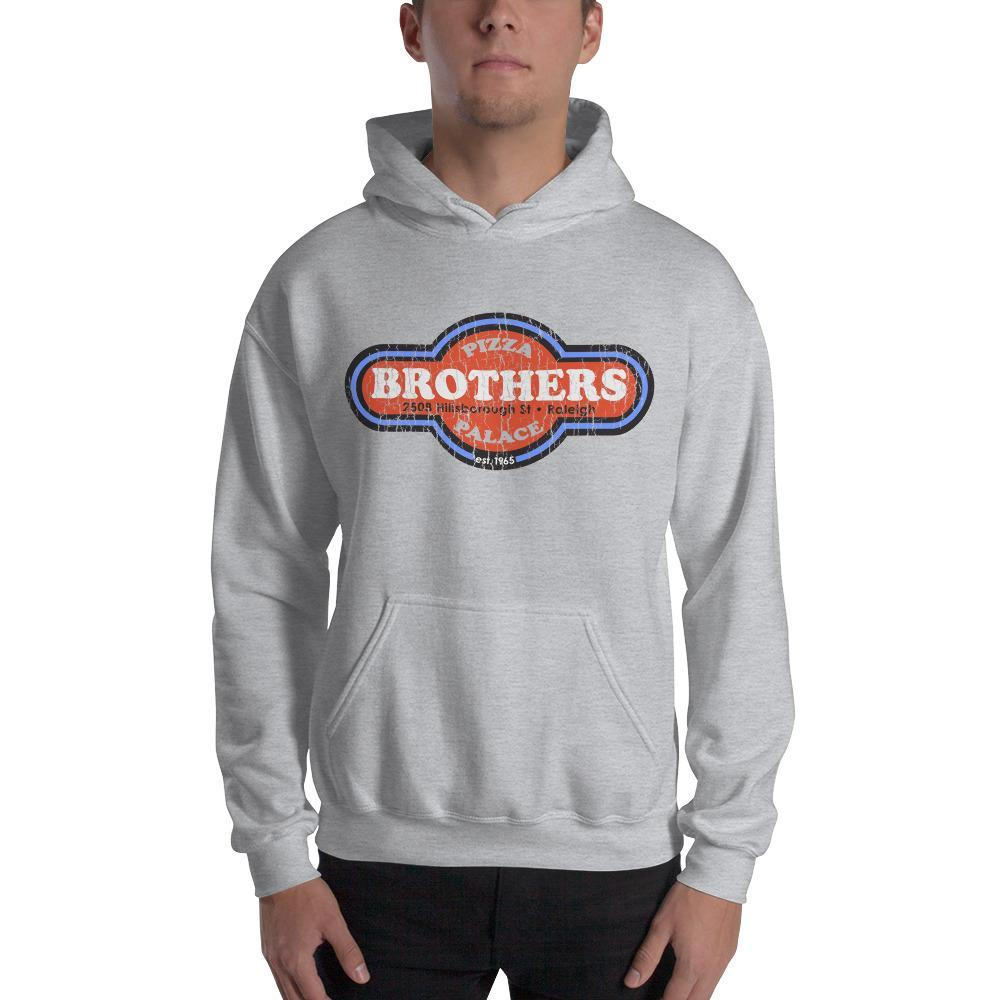 Brother's Pizza - Long Lost Tees
