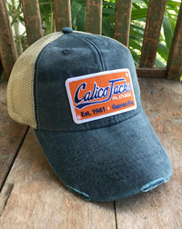 Calico Jack's Patch Hat - Long Lost Tees