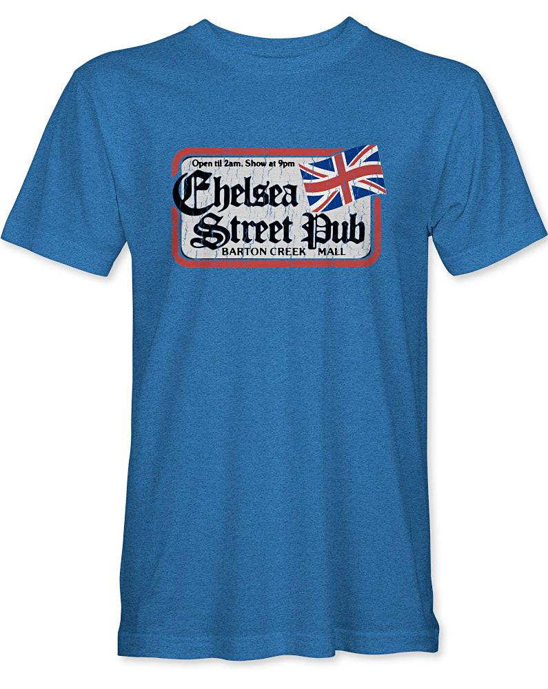 Chelsea Street Pub - Long Lost Tees