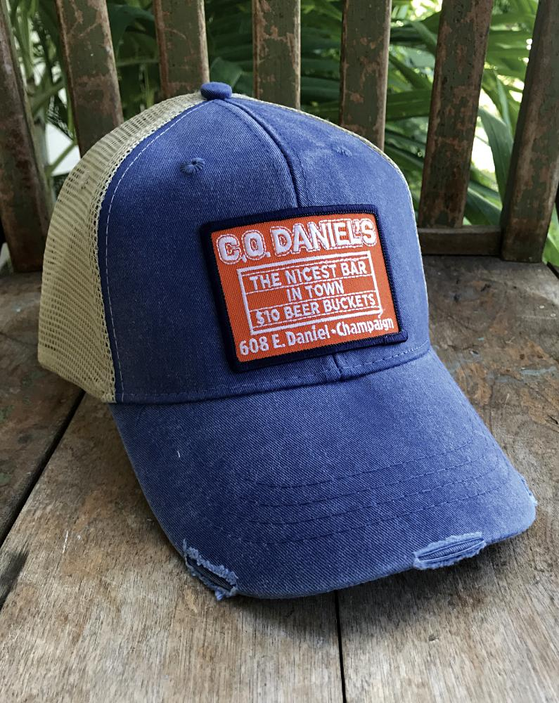 C.O. Daniel's Patch Hat - Long Lost Tees