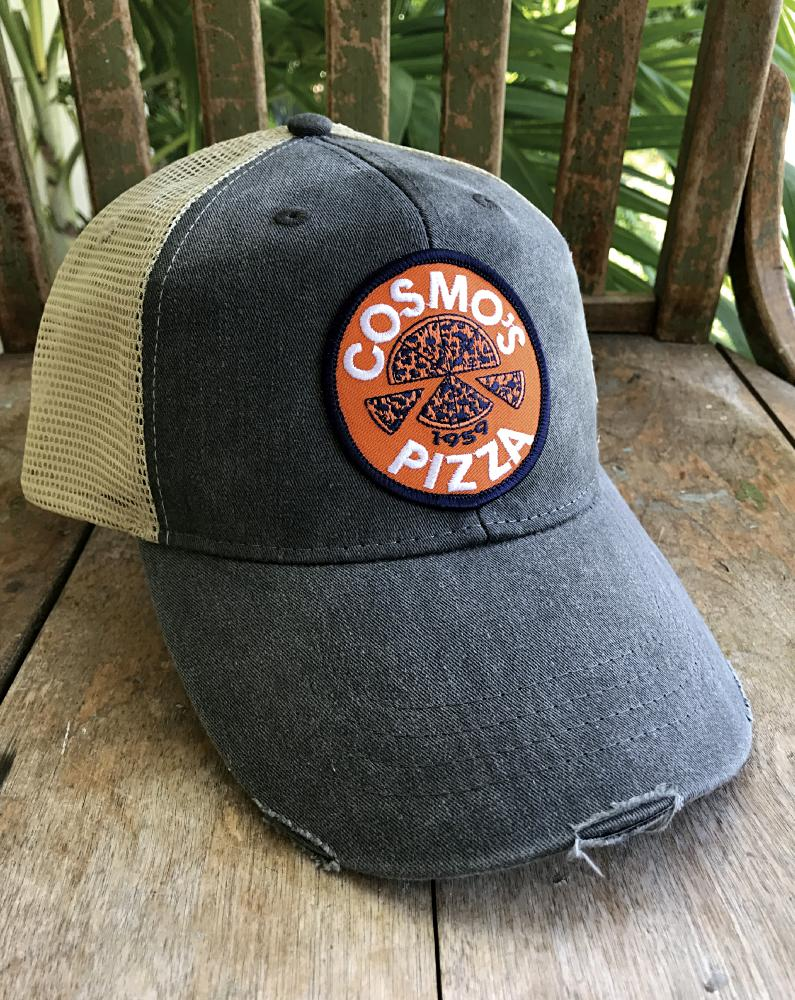 Cosmo's Patch Hat - Long Lost Tees