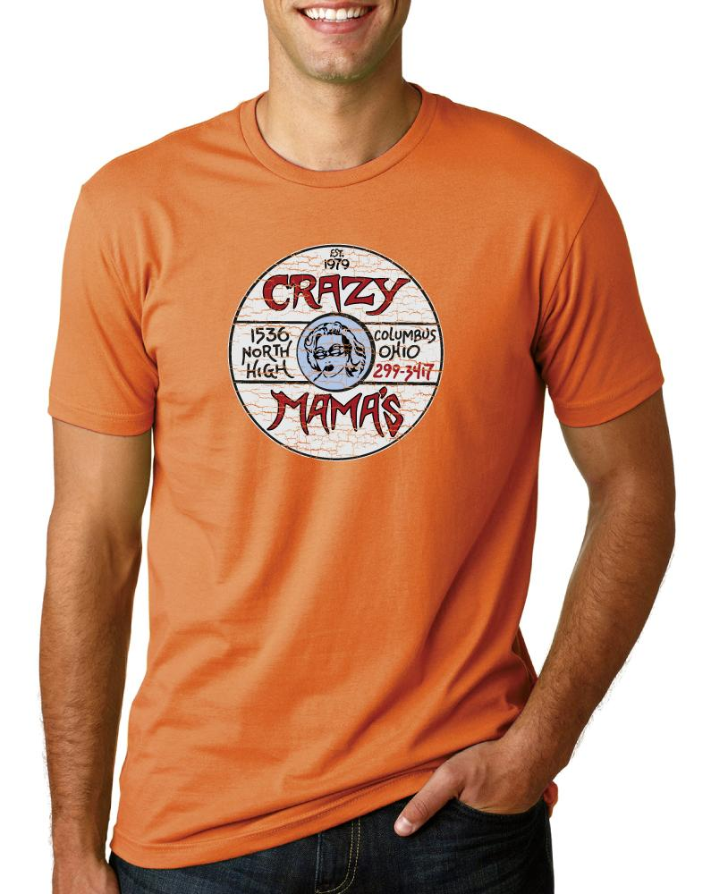 Crazy Mama's - Long Lost Tees