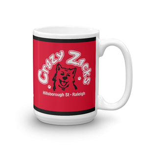 Crazy Zack's 15 oz. Mug - Long Lost Tees