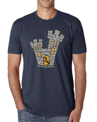 Fortress 25th Anniversary Tee - Long Lost Tees