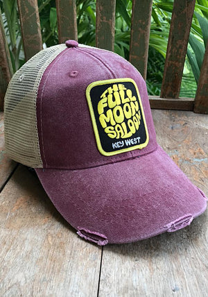 Full Moon Patch Hat - Long Lost Tees
