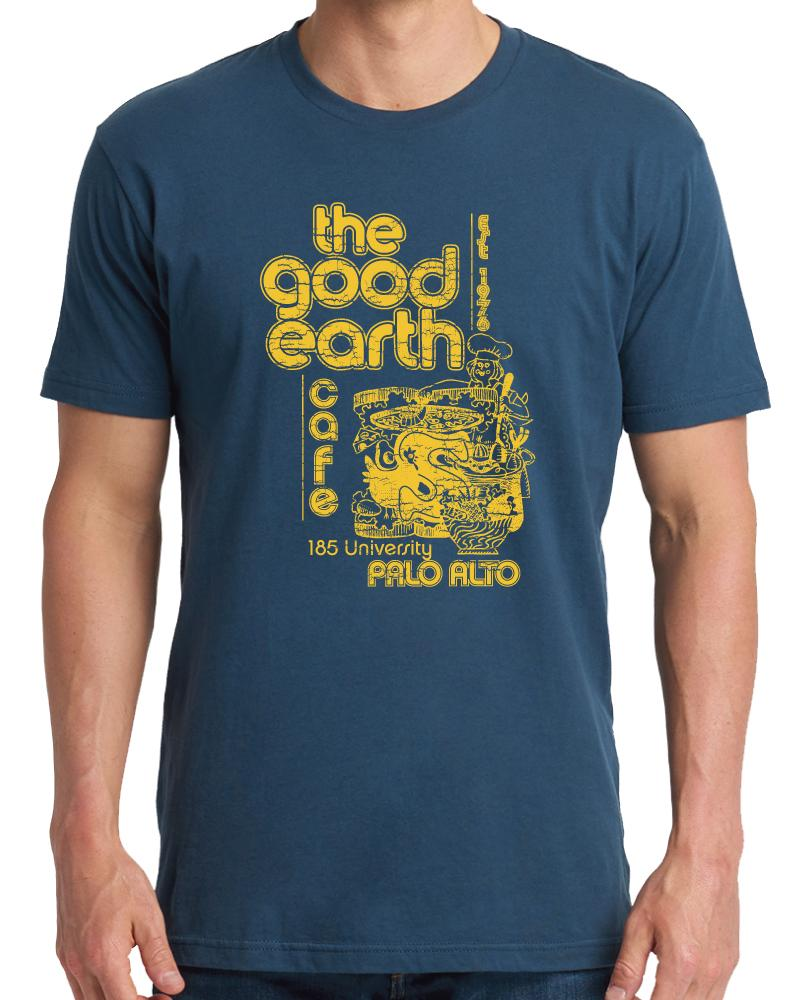 Good Earth Cafe - Long Lost Tees