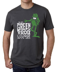 Green Frog Lounge - Long Lost Tees