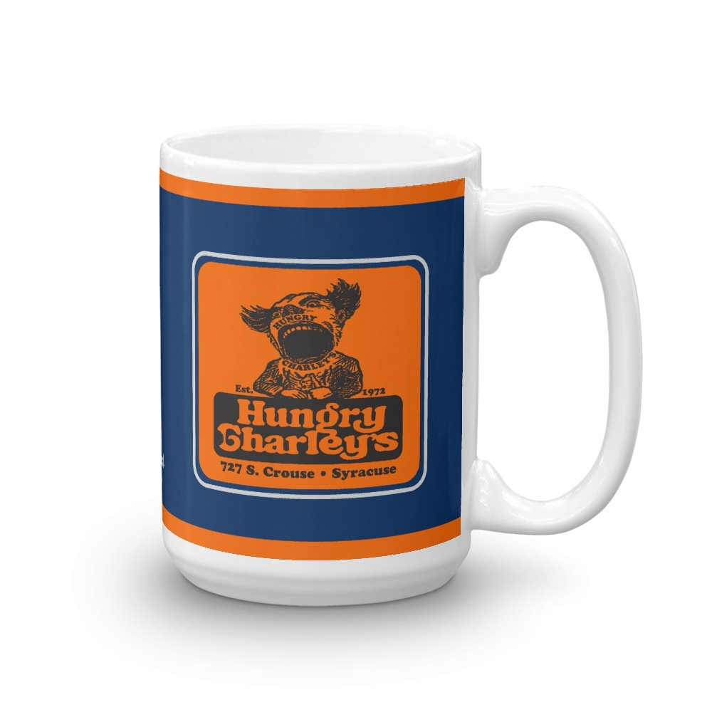 Hungry Charley's 15 oz Mug - Long Lost Tees