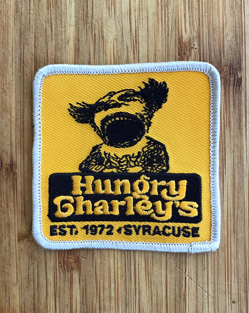 Hungry Charley's Patch Hat - Long Lost Tees