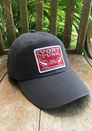 Ivory Tusk Patch Hat - Long Lost Tees