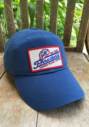 J.W. Forrester's Patch Hat - Long Lost Tees