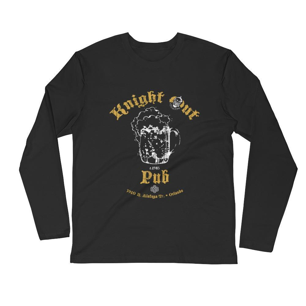 Knight Out Pub - Long Lost Tees