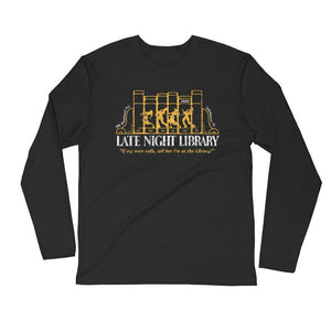 Late Night Library - Long Lost Tees