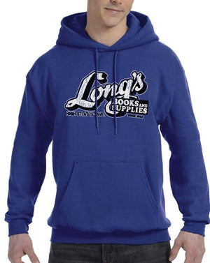 Long's Books - Long Lost Tees