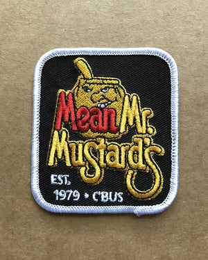 Mean Mr. Mustard's Patch Hat - Long Lost Tees