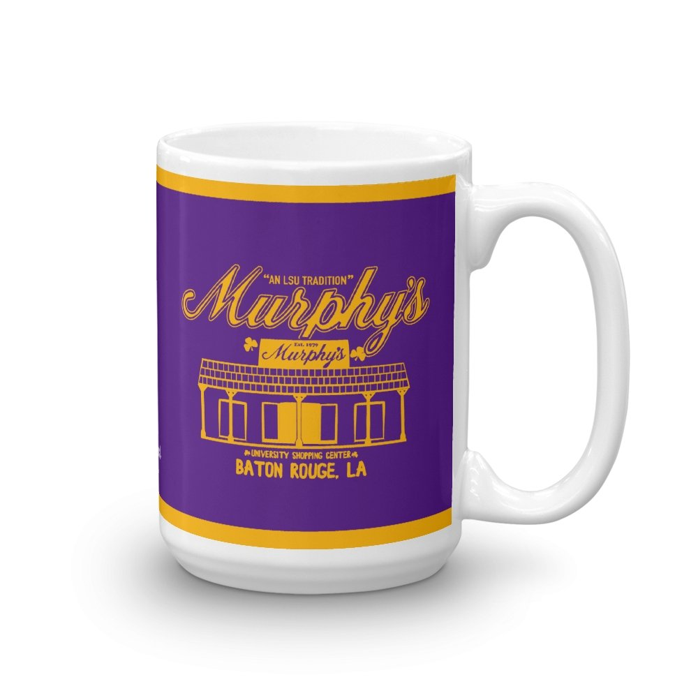 Murphy's Red Stick 15 oz Mug - Long Lost Tees