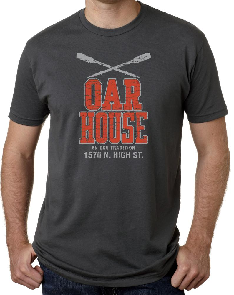 Oar House - Long Lost Tees