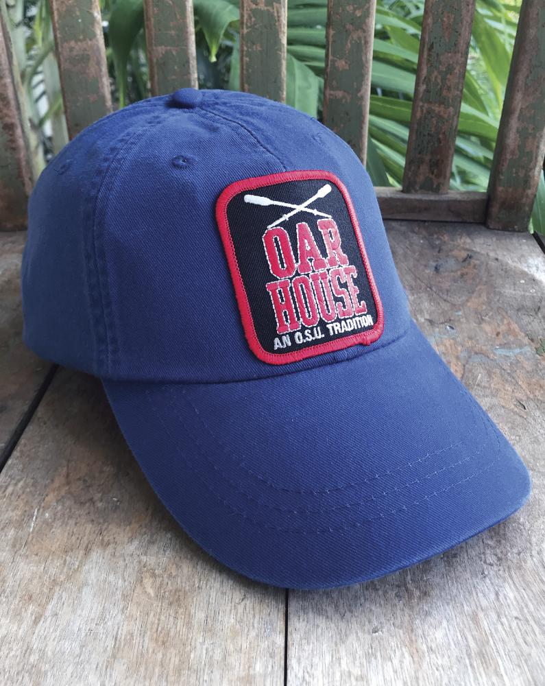 Oar House Patch Hat - Long Lost Tees