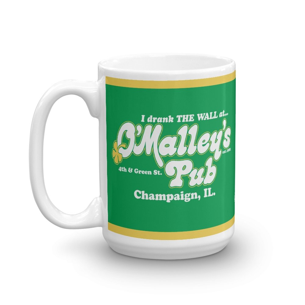 O'Malley's U.I. 15 oz Mug - Long Lost Tees