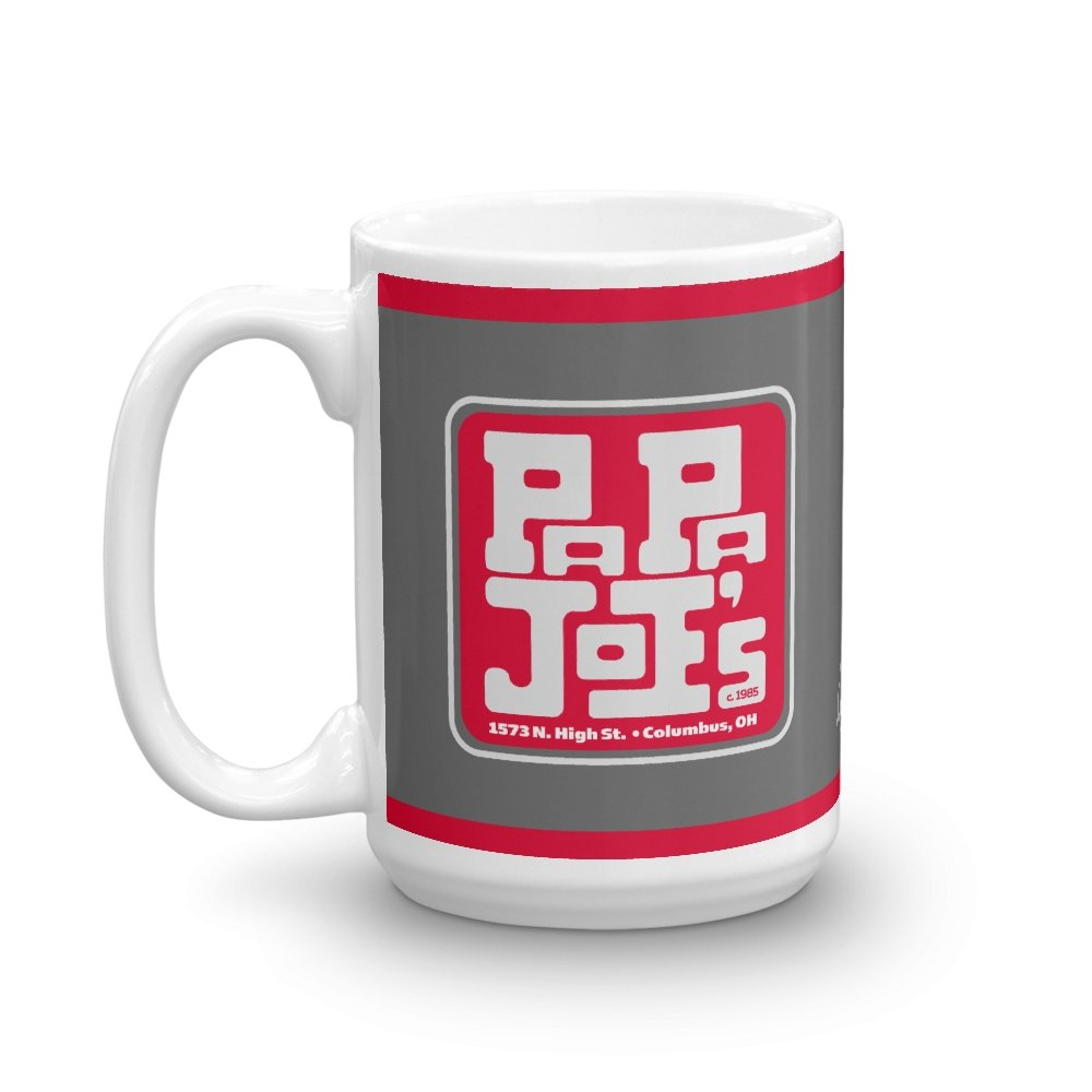 Papa Joe's 15 oz Mug - Long Lost Tees