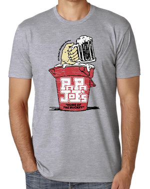 Papa Joe's Bucket - Long Lost Tees