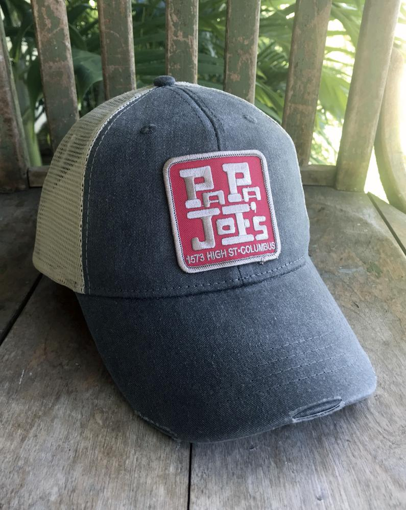 Papa Joe's Patch Hat - Long Lost Tees