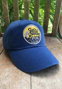 Purple Porpoise Patch Hat - Long Lost Tees