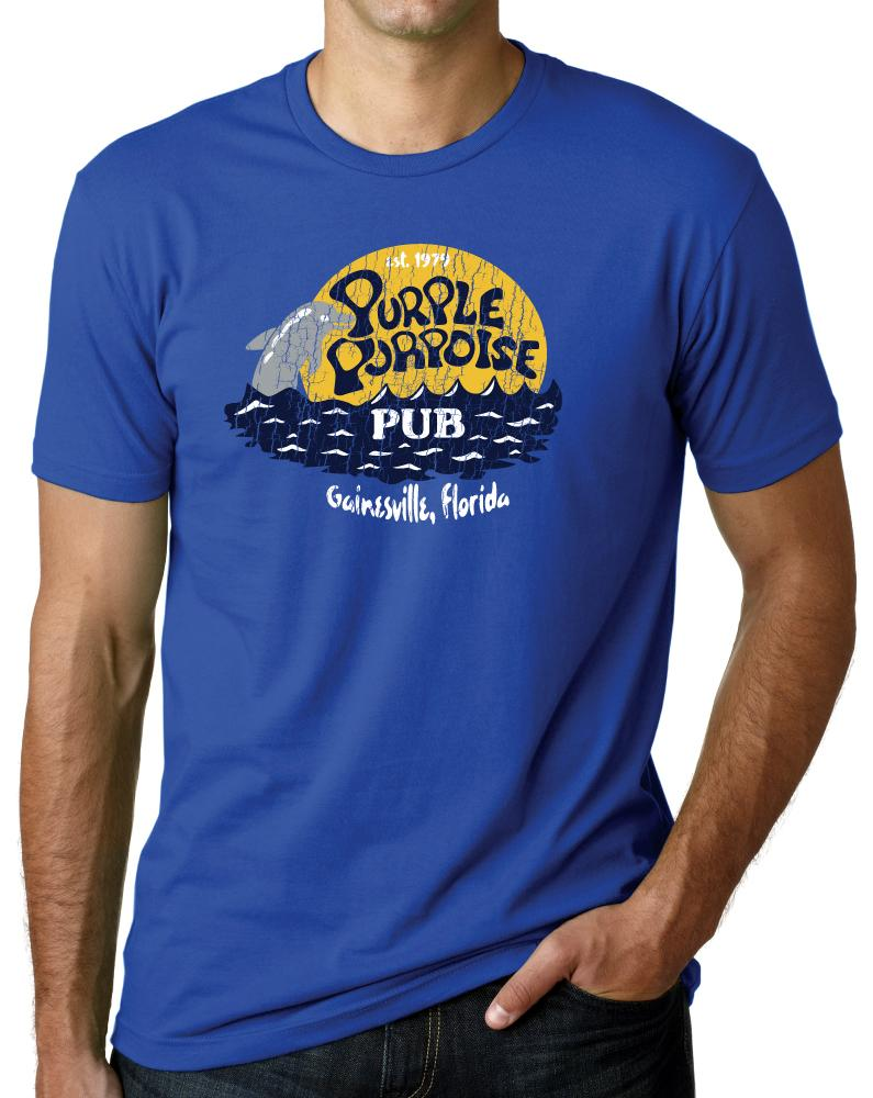 Purple Porpoise Pub - Long Lost Tees