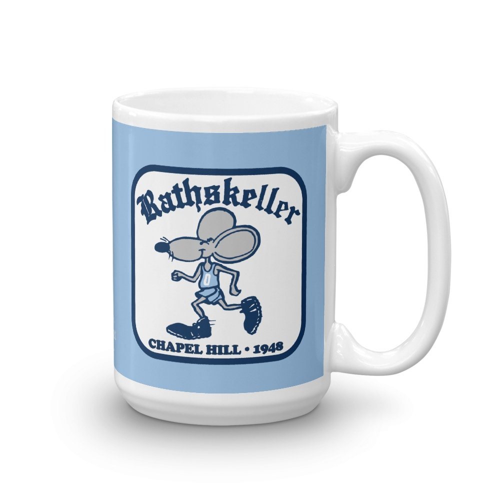Rathskellar 15 oz Mug - Long Lost Tees