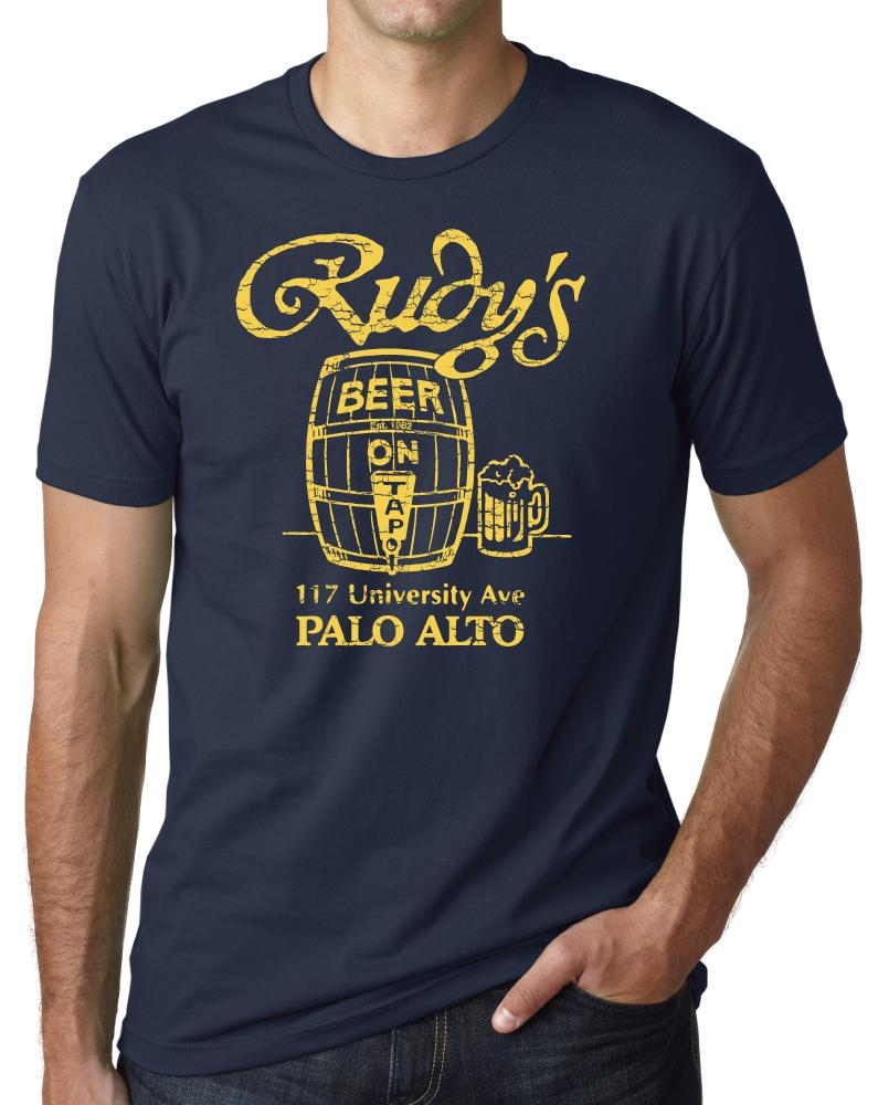 Rudy's - Long Lost Tees