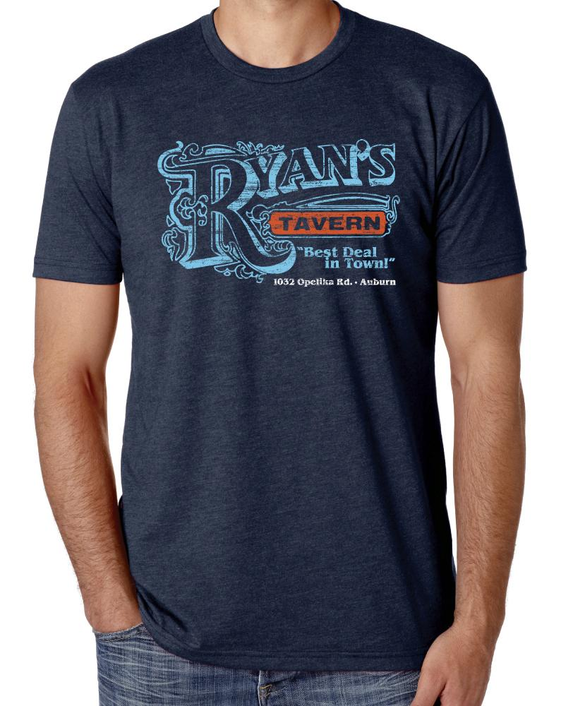 Ryan's Tavern - Long Lost Tees