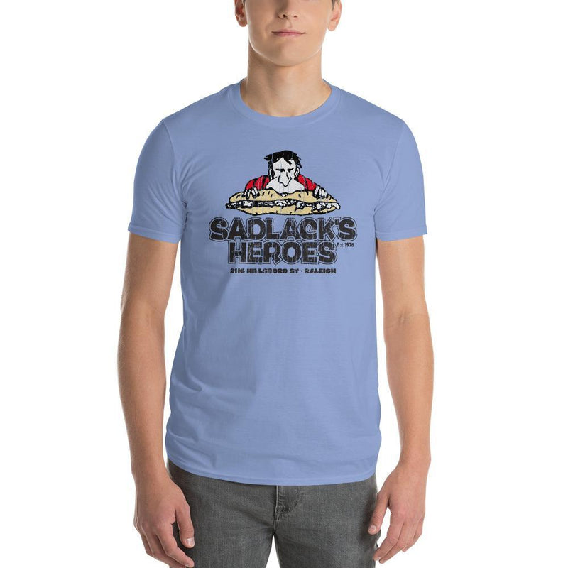Sadlack's Heroes - Long Lost Tees