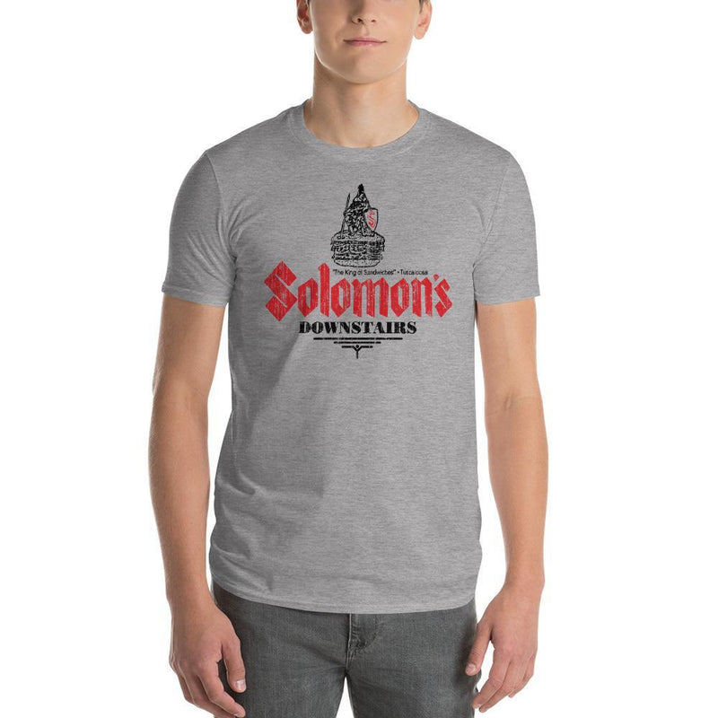 Solomons - Long Lost Tees
