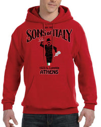 Sons Of Italy - Long Lost Tees