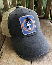 Strutting Duck Patch Hat - Long Lost Tees