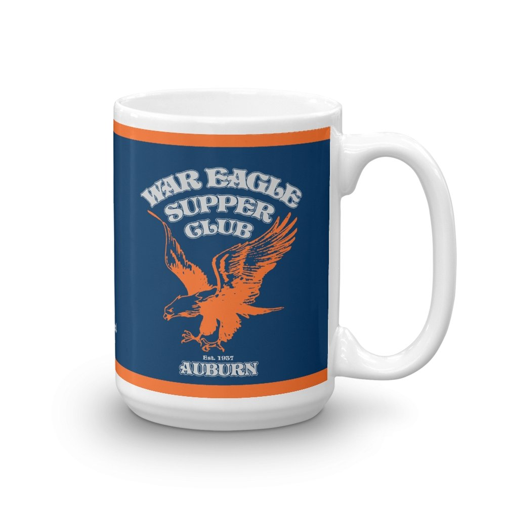 Supper Club 15 oz Mug - Long Lost Tees